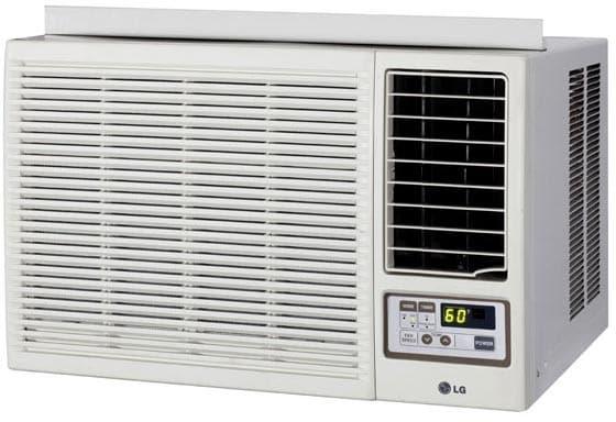Lg Lw1212hr 12 000 Btu Room Air Conditioner With 11 200