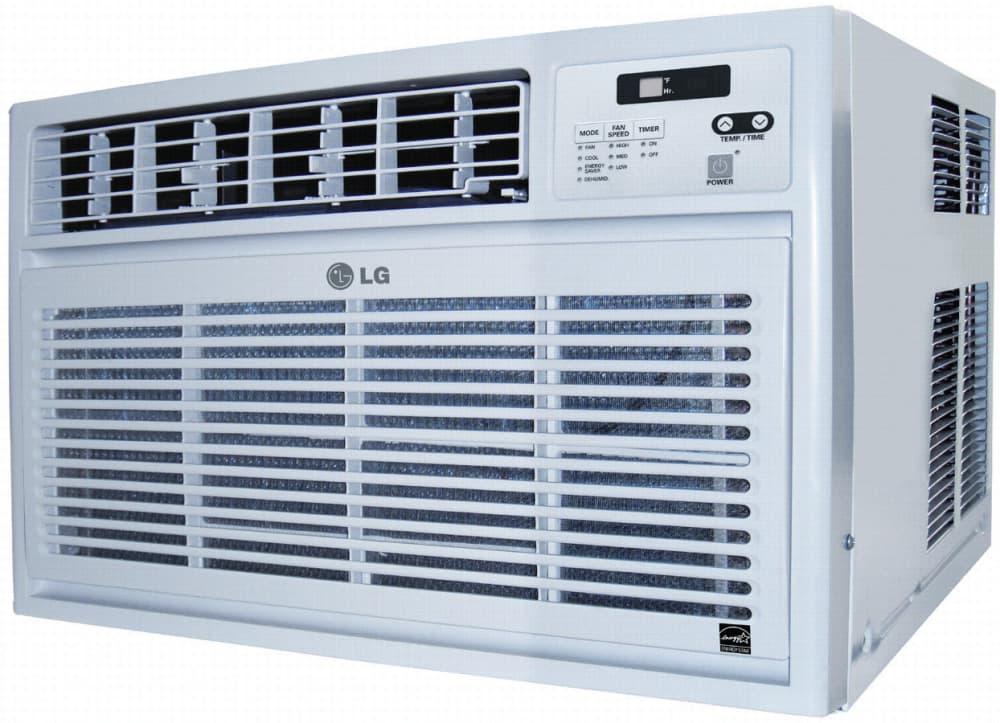 Lg Lw1812er 18 000 Btu Room Air Conditioner With 10 7 Eer