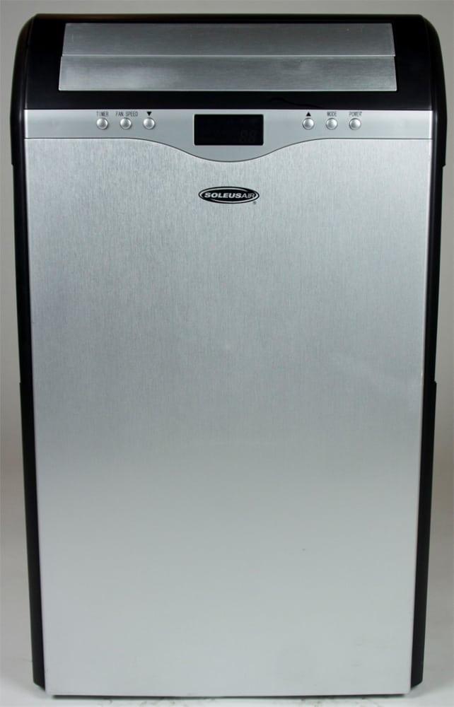 Soleus LX130DHP 13,000 BTU Portable Air Conditioner with 12,500 BTU