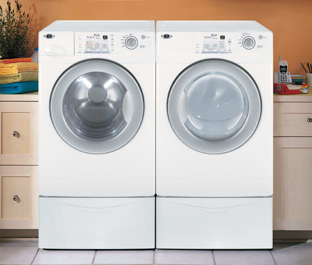 Maytag Mah6700aww 27 Inch High Efficiency Front Load