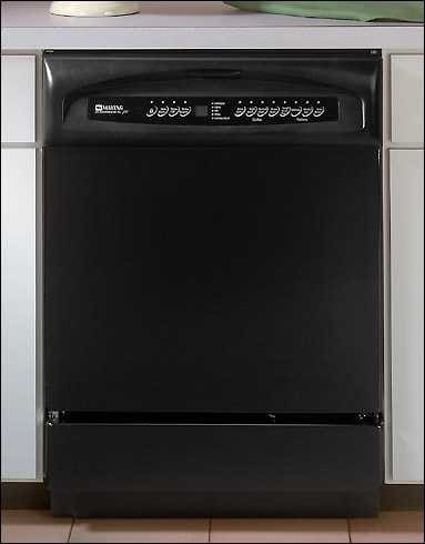 Maytag Mdb9150awb Jetclean Dishwasher Black