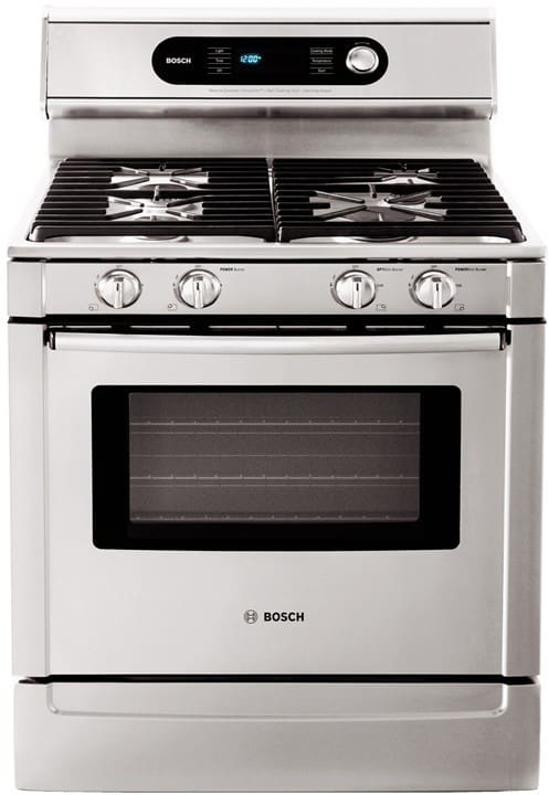 Bosch Hgs7282uc 30 Inch Pro Style Gas Range With 4 Sealed