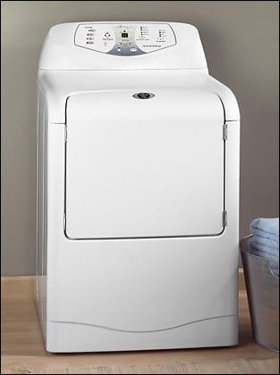 Maytag Mdg6800aww 27 Inch Gas Dryer With 6 0 Cu Ft