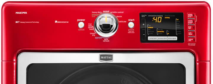maytag maxima ecoconserve washer manual