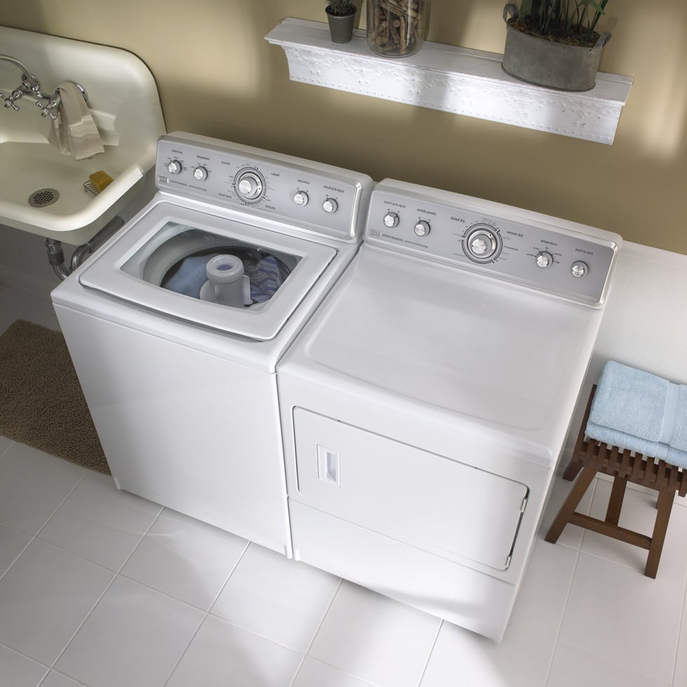 how to clean maytag centennial washer