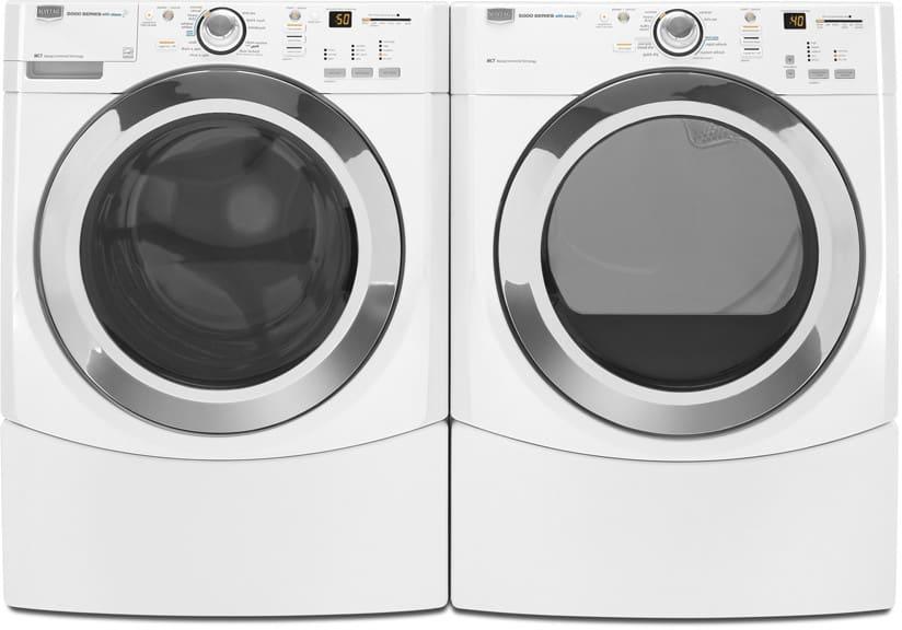 Maytag Mgde500vw 27 Inch Gas Dryer With 7 0 Cu Ft
