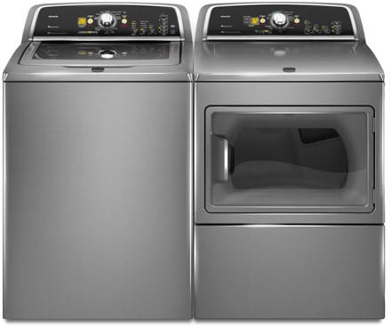 how to clean maytag bravos washer with bleach