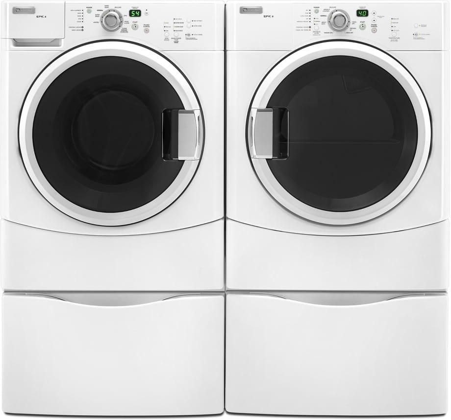 Maytag Medz400tq 27 Inch Electric Dryer With 6 7 Cu Ft