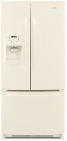 Maytag Mfi2266aeq 21 8 Cu Ft French Door Refrigerator With 2 Slide Out Spill Catcher