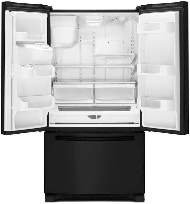 Maytag Mfi2670xeb 25 5 Cu Ft French Door Refrigerator