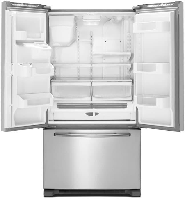Maytag Mfi2670xem 25 5 Cu Ft French Door Refrigerator