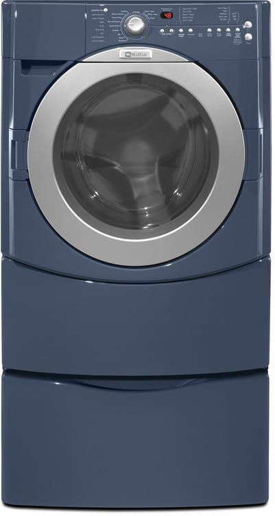 Maytag Mfw9800tq 27 Inch Front Load Washer With 4 0 Cu Ft