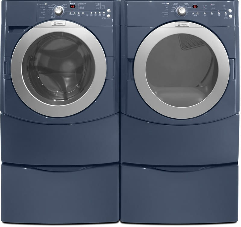 Maytag Epic Series Med9800tq Washer And Dryer Pair