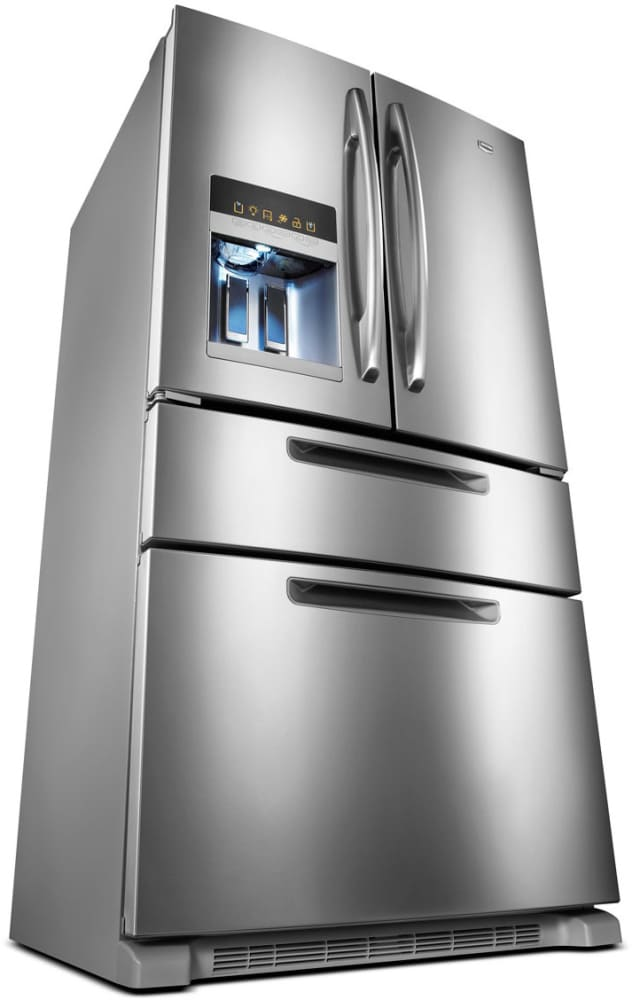 Maytag Mfx2570aew 25 0 Cu Ft French Door Refrigerator