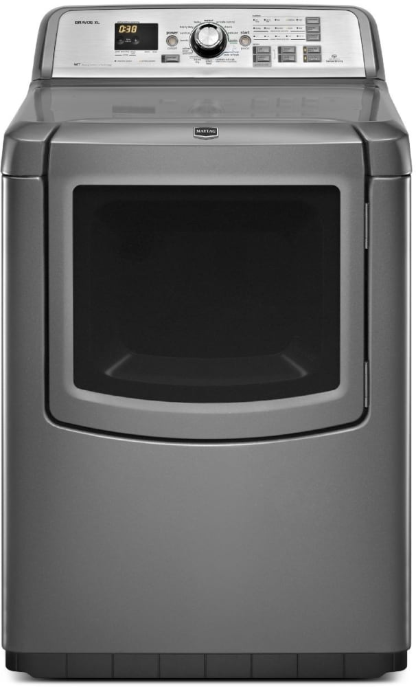 Maytag Mgdb980bg 29 Inch Gas Steam Dryer With 7 3 Cu Ft