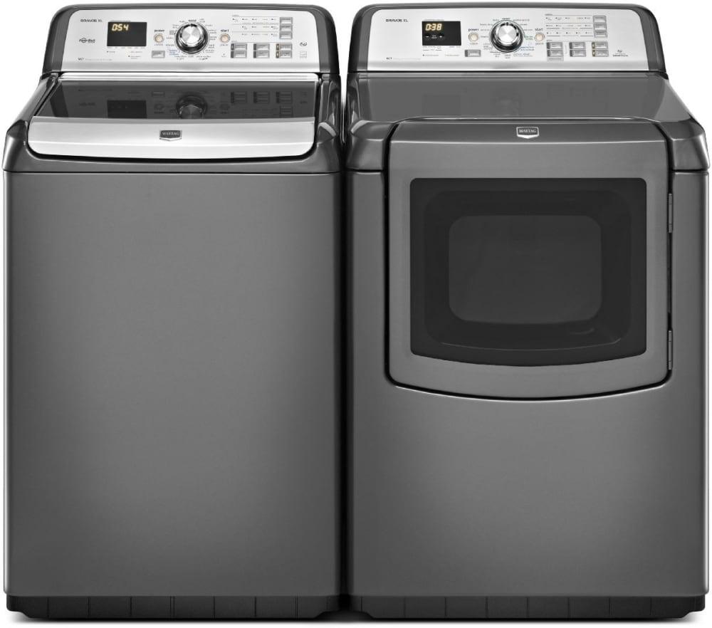 Maytag Mvwb980bg 28 Inch Top Load Washer With 4 8 Cu Ft