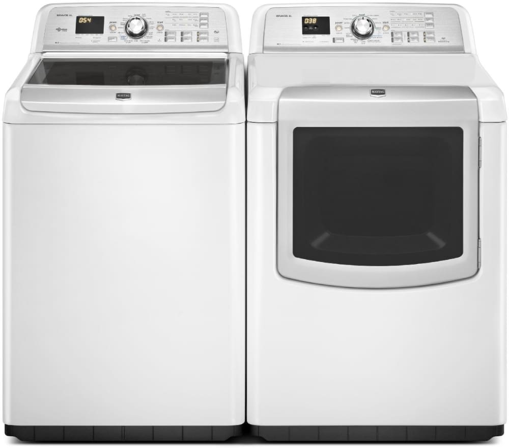 Maytag mvwb980bw 28 inch top load washer with 4 8 cu ft - Maytag whirlpool ...