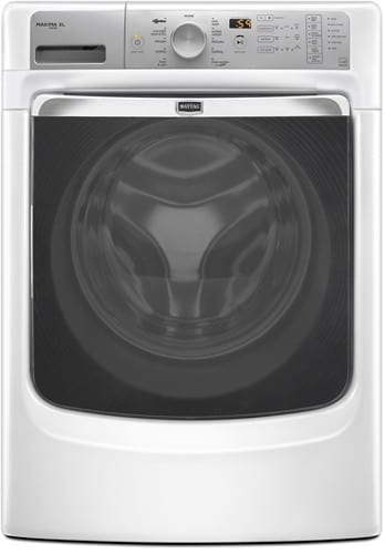 Maytag Mhw7000aw 27 Inch Front Load Washer With 4 3 Cu Ft