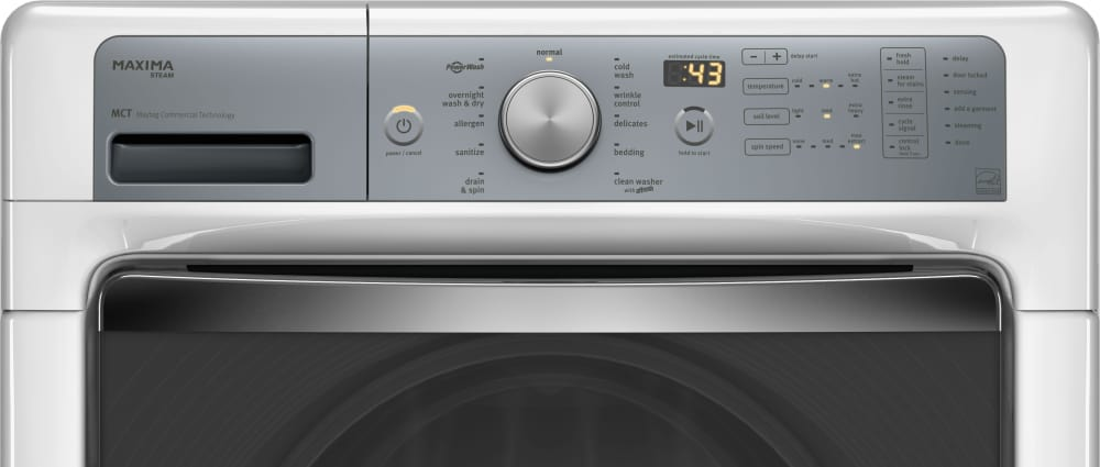 Maytag Mhw7100dw 27 Inch 4 5 Cu Ft Front Load Washer