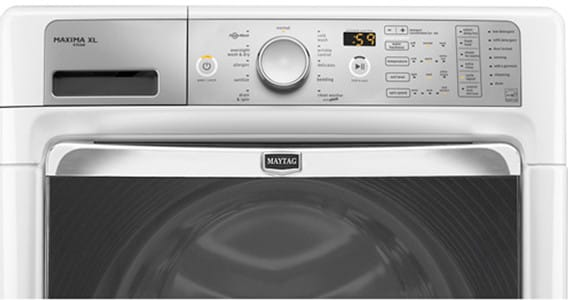 Maytag Mhw8000aw 27 Inch 4 3 Cu Ft Front Load Washer