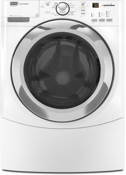 Maytag Mhwe300vw 27 Inch Front Load Washer With 4 0 Cu Ft