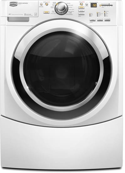 Maytag Mhwe450ww 27 Inch Front Load Washer With 3 9 Cu Ft