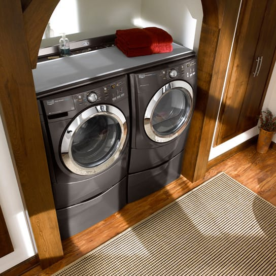 Maytag Mhwe900vj 27 Inch Front Load Washer With 4 4 Cu Ft