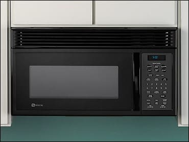 Maytag Mmv5156aab Over The Range Microwave Oven 1 5 Cu Ft