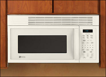 Maytag Mmv5156aaq Over The Range Microwave Oven 1 5 Cu Ft