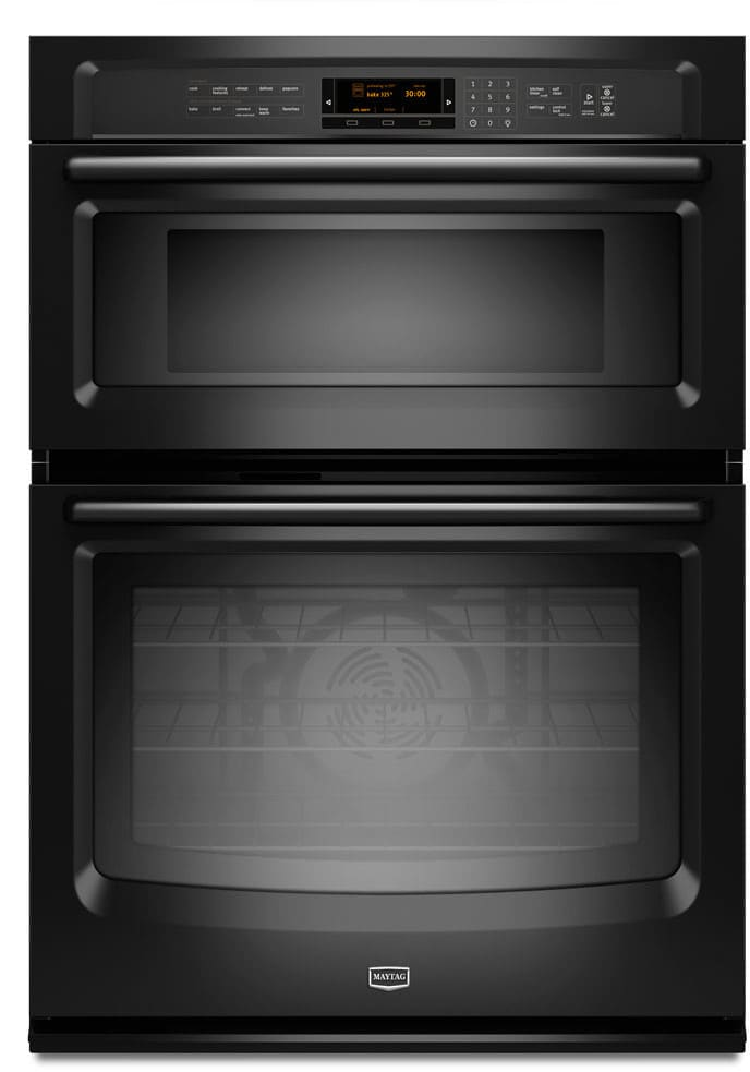 Maytag Mmw9730ab 30 Inch Microwave Combination Wall Oven