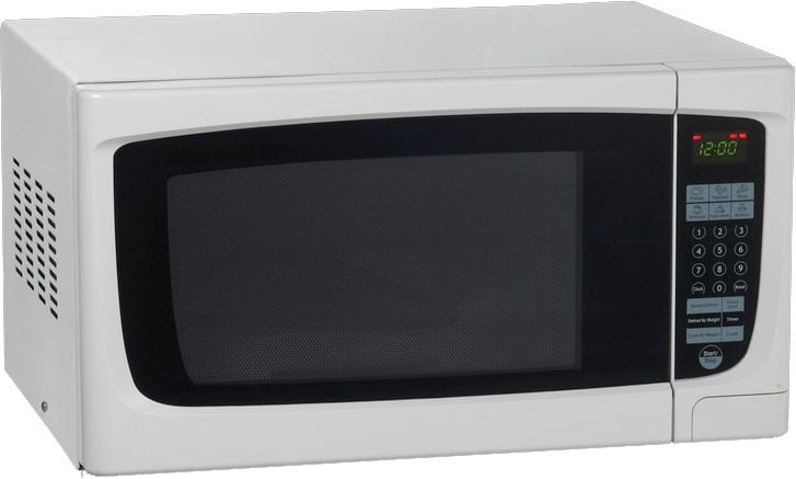 Avanti Mo1450tw 1 4 Cu Ft Countertop Microwave Oven With
