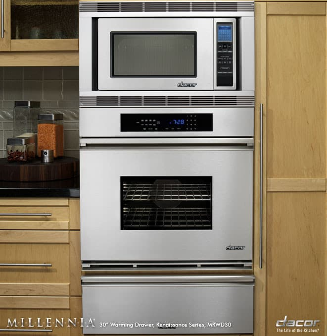 Dacor Mrwd Warming Drawer With 500 Watt Heating Element 4