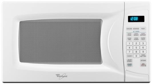 Whirlpool Mt4110spq 1 1 Cu Ft Countertop Microwave Oven
