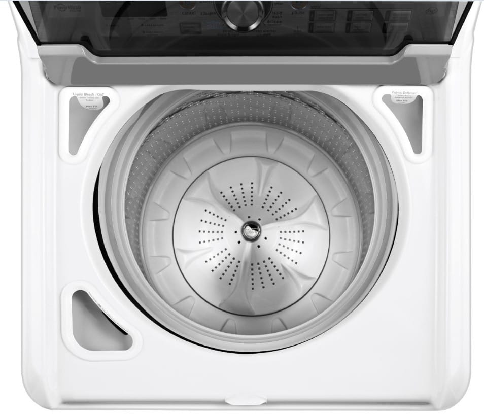 Best Top Load Washers >> Maytag MVWB700BW 27 Inch Top-Load Washer with 4.5 cu. ft ...