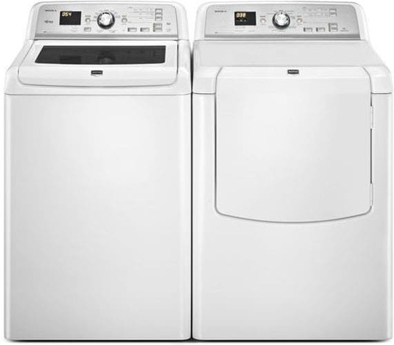 Maytag Bravos Xl Series Mvwb725bw Washer And Dryer Combo