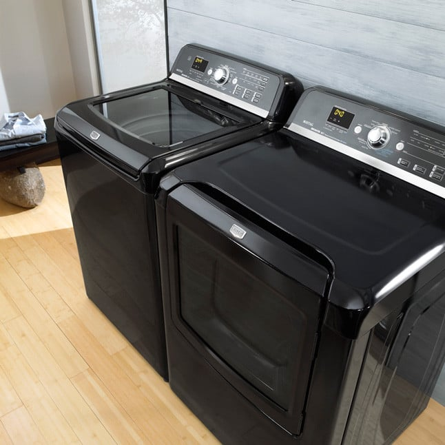 maytag mvwb850wb 28 inch top loader washer with 4 0 cu ft capacity 14 wash cycles 5. Black Bedroom Furniture Sets. Home Design Ideas