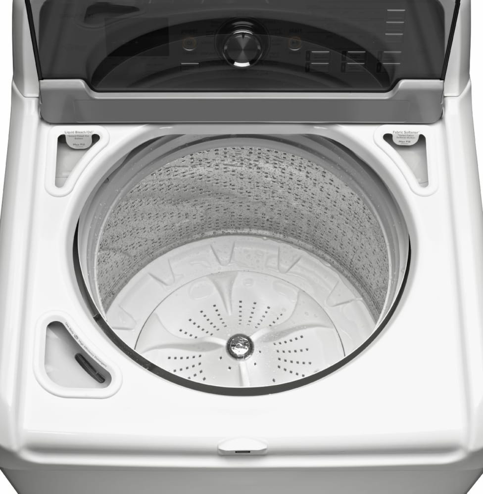 Maytag Mvwb980bw 28 Inch Top Load Washer With 4 8 Cu Ft