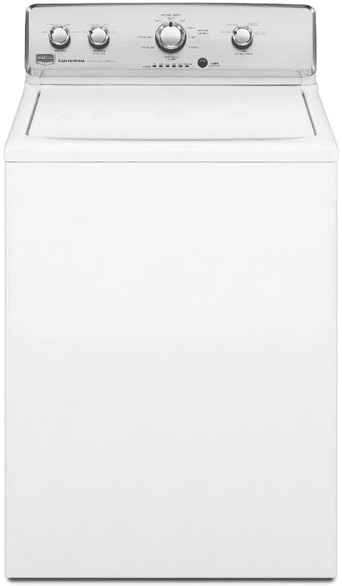 Maytag Mvwc200bw 27 Inch Top Load Washer With 3 6 Cu Ft