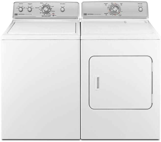 Maytag Mvwc200xw 27 Inch Top Load Washer With 3 4 Cu Ft Capacity
