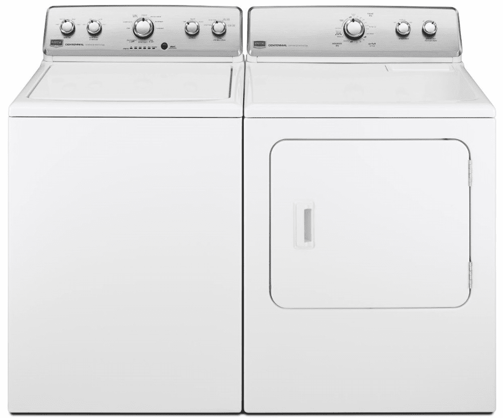 Maytag Mvwc300bw 27 Inch Top Load Washer With 3 6 Cu Ft