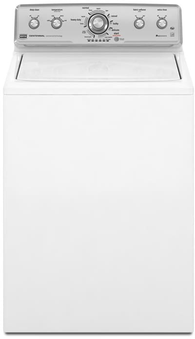 Maytag Mvwc400xw 27 Inch Top Load Washer With 3 6 Cu Ft