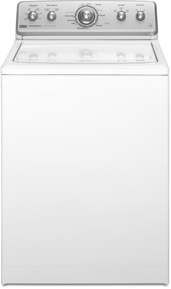 Maytag Mvwc6esww 27 Inch Top Load Washer With 4 0 Cu Ft
