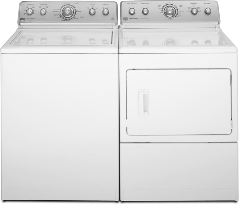 Maytag MVWC6ESWW 27 Inch Top-Load Washer with 4.0 cu. ft. Capacity on