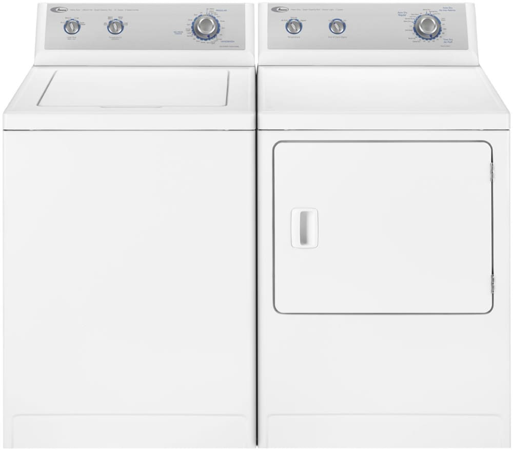 Amana Nav2335aww 27 Inch Topload Washer With 3 3 Cu Ft