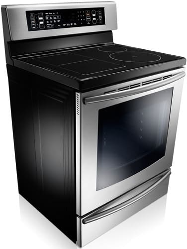 Samsung Ne597n0pbsr 30 Inch Freestanding Induction Range