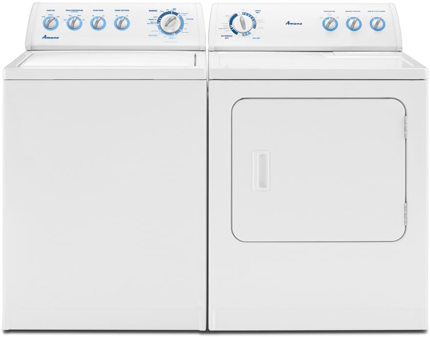 Amana Ntw4800xq 27 Inch Top Load Washer With 3 1 Cu Ft