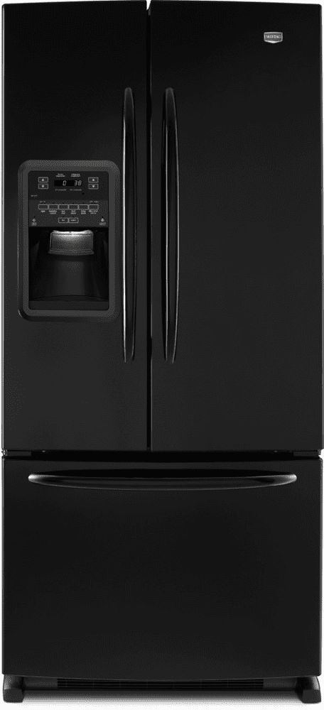 Maytag Mfi2269veb 22 0 Cu Ft French Door Refrigerator With Adjustable Spill Catcher