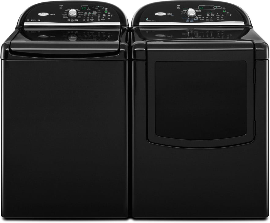 Whirlpool Wtw7800xb 27 Inch Top Load Washer With 4 0 Cu Ft Capacity