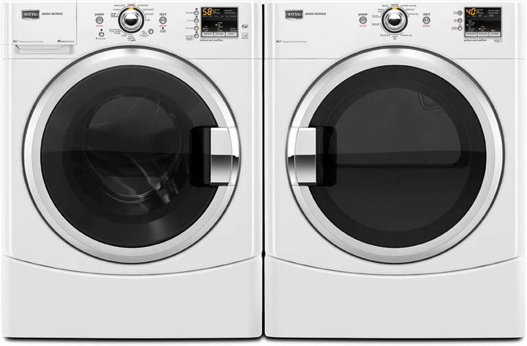 Maytag Performance Series Mede200xw Laundry Pair