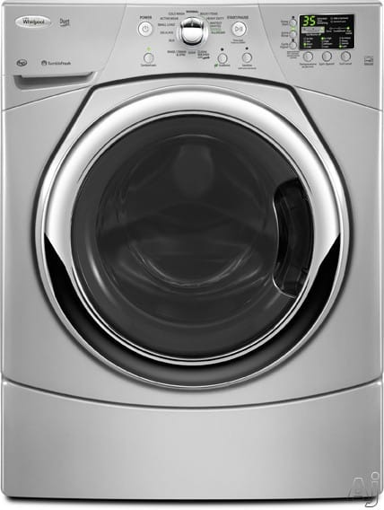 Whirlpool Wfw9351yl 27 Inch Front Load Washer With 3 5 Cu